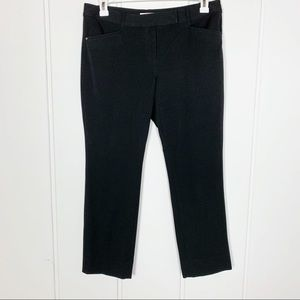 White House Black Market Short Dress Pants